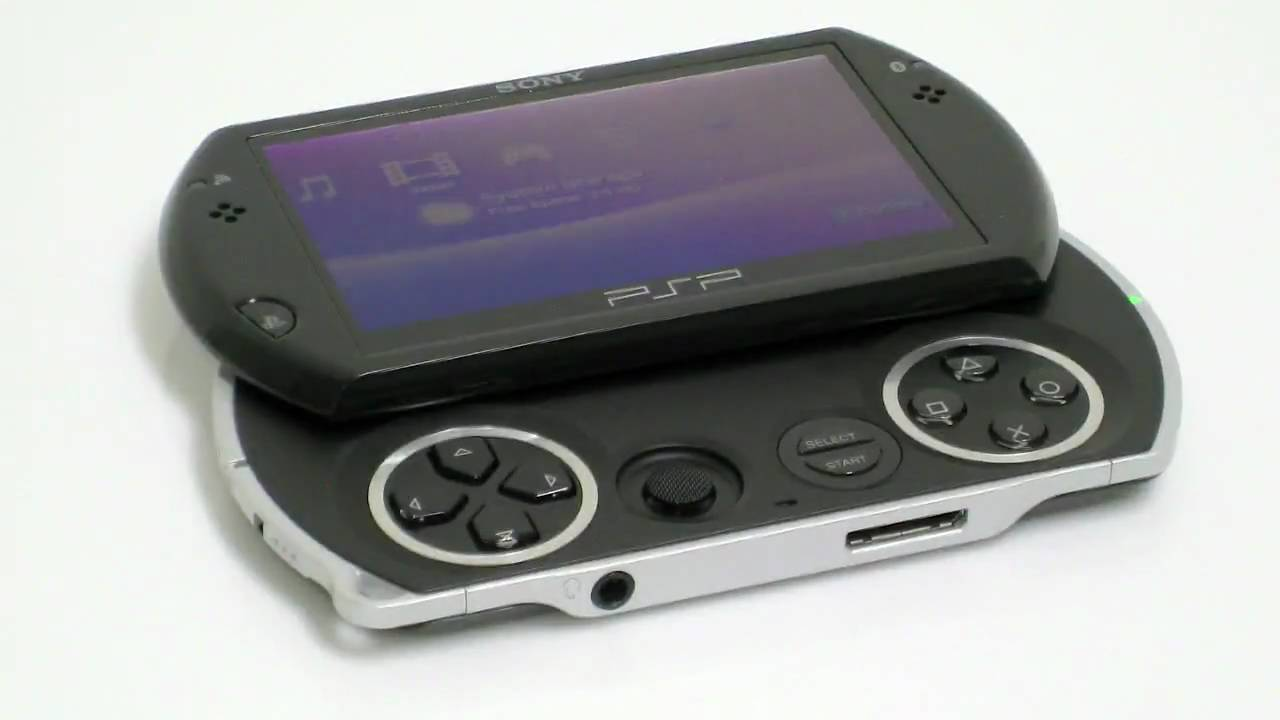 PSP Go Disassembled And Reassembled In Under Two Minutes