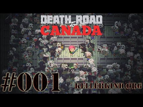 Death Road to Canada #1 – Der Wahnsinn rollt an! ★ Jhief plays Death Road to Canada [HD|60FPS]