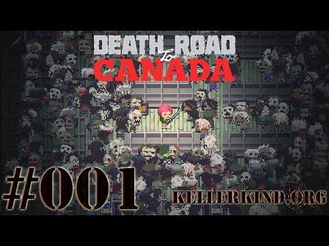 Death Road to Canada #1 – Der Wahnsinn rollt an! ★ Jhief plays Death Road to Canada [HD|60FPS]