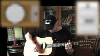 The Air That I Breathe - The Hollies - Acoustic Guitar Lesson
