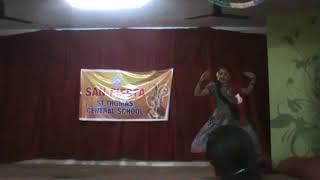 Nayika Folk Dance by Irine