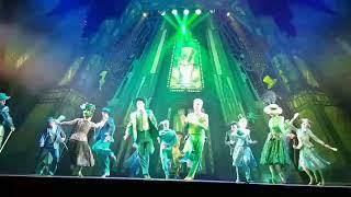 The Wizard of Oz  full Ensemble Merry OLD Land Of Oz
