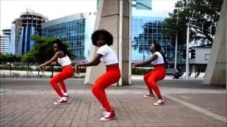 "Iam The Title - Soca Dance Choreography - 2015 Machel Montano ""Watching Meh"""