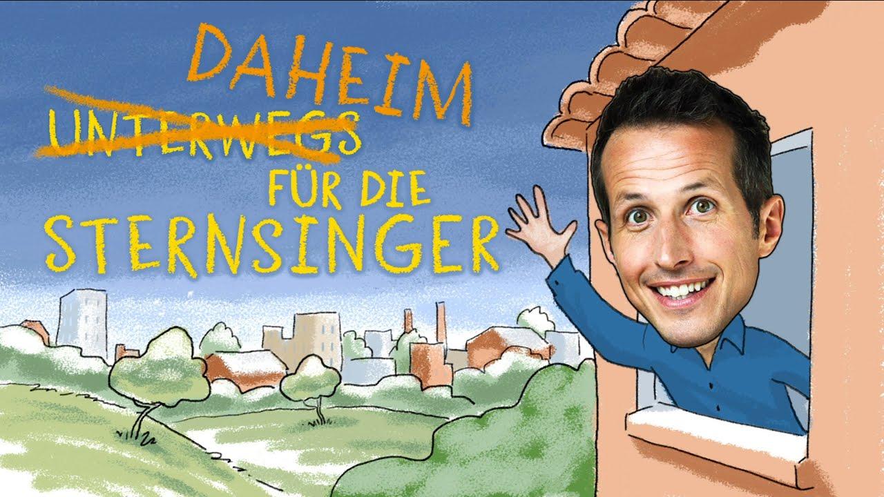 Willi daheim für die Sternsinger - die neue Serie!