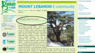 preview picture of video 'How to join your village or community on www.baldati.com'