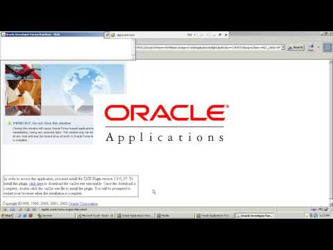Organisation Creation in Oracle Apps R12   Part 1