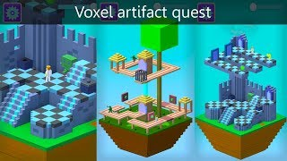 Voxel artifact quest - Android Gameplay ᴴᴰ