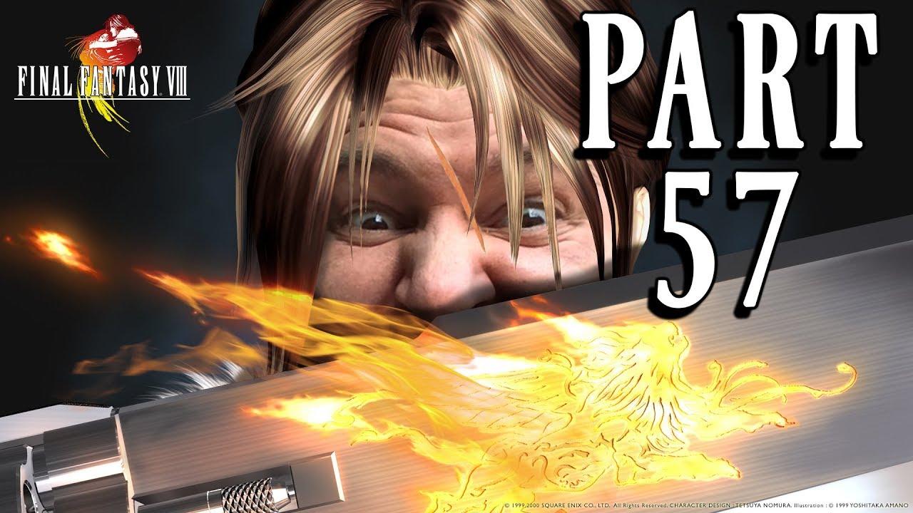 Final Fantasy VIII – Part 57: Aufwertungen