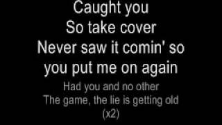 Take Cover ((Lyrics)) - Acceptance