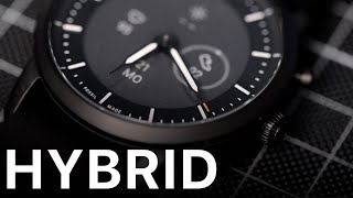 Besser als eine Smartwatch? - Fossil Hybrid HR (Test/Review)