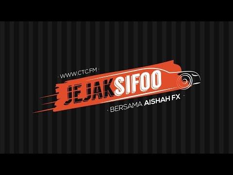 CTC.FM @ JEJAK SIFOO BERSAMA AISHAH FX