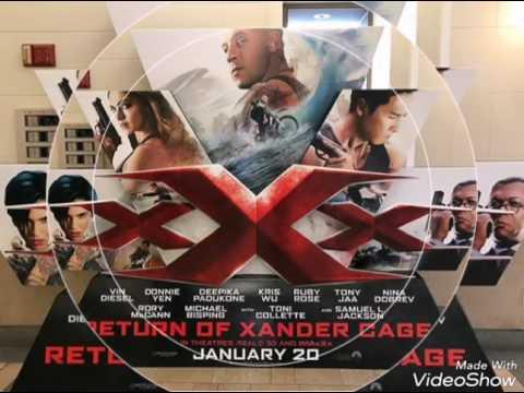 XXx Reactivated Musique Américain Vin Diesel
