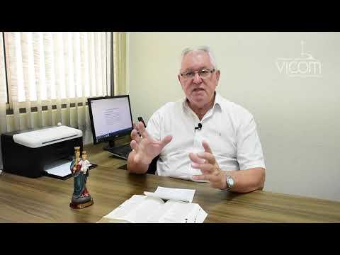 Mons. Daniel Lagni comenta o Mês da Bíblia 2018