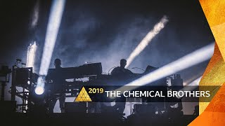 The Chemical Brothers   Eve Of Destruction (feat. Aurora) (Glastonbury 2019)