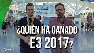 ¿Quién ha ganado el E3?