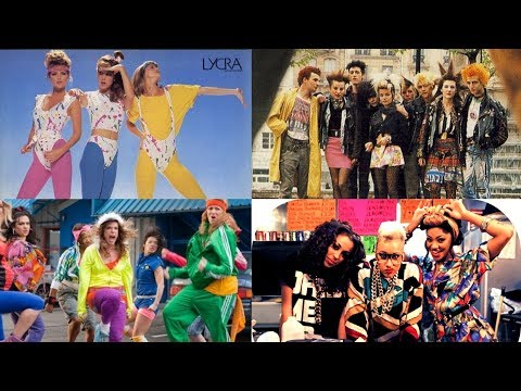 Top 6 80's Fashion Trends and Style for Women. Best Clothing and Trends for Women from the 1980s