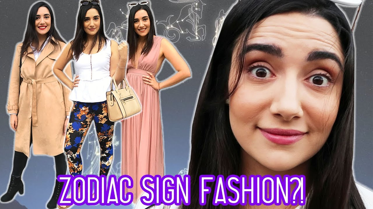 I Dressed According To My Zodiac Sign For A Week thumbnail