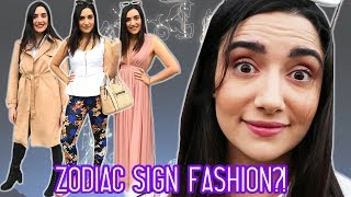 I Dressed According To My Zodiac Sign For A Week - Video Youtube