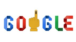 How to vote #India: Google Doodle encourages Indians to vote as Lok Sabha Elections 2019 begin