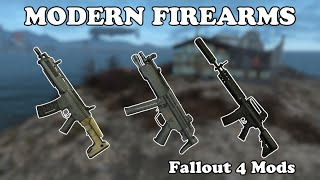 Fallout 4 Mods - Modern Firearms