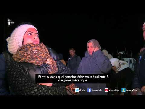 Italie : Des clandestins syriens payent 7.000 € pour traverser la Mediterranée
