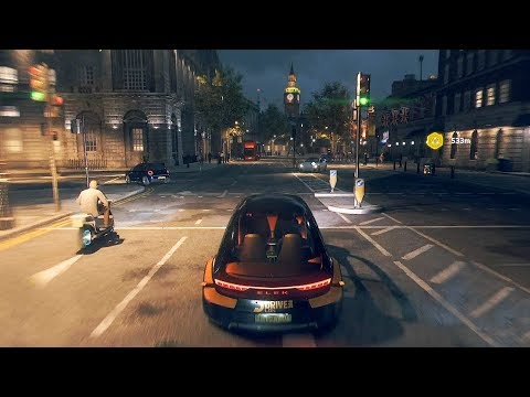 Watch Dogs: LEGION - 40 Minutes Gameplay Demo (E3 2019) @ 1080p ᴴᴰ ✔