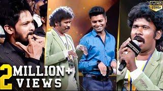 Vijay TV Ramar & MaKaPa's Semma Dance & Chinese Song Live Singing! LOL! | BGM 2018