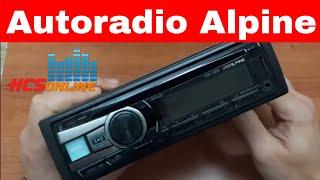 Autoradio Alpine CDE 190R