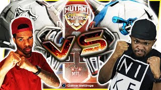 ULTIMATE MUTANT SQUARE OFF! THE ENDING WILL MAKE YOU CRINGE!! - Mutant Football League Gameplay