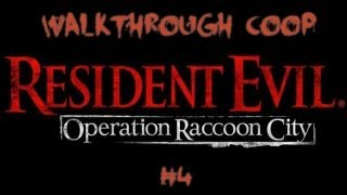 preview picture of video 'Resident Evil Operation Raccoon City | Walkthrough Coop - Resident Evil Operation Raccoon City | Walkthrough Coop | RommelF | Parte 4'