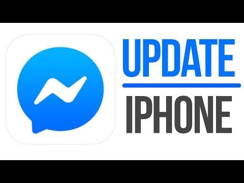 Update Messenger | How to Update Messenger App in iPhone XS iPhone 8 iPhone 7 iPhone 6 iPhone 5S