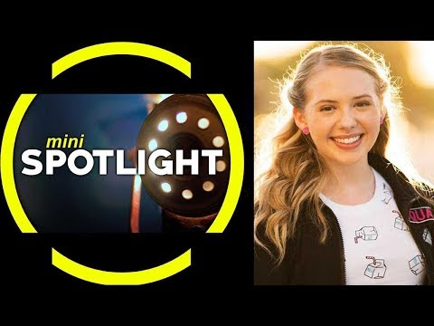 Nicole Alyse Nelson Interview - AfterBuzz TV's Mini Spotlight
