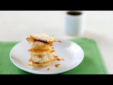Macaroon Sandwich Cookies- Everyday Food with Sarah Carey