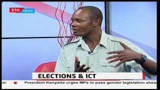 Technological specialist-Obar Mark analyses Kenya's use of technology during elections