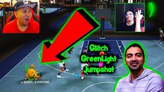 Ronnie2K's Son gave me his glitched jumpshot NOBODY was supposed to Know About NBA 2K19 Best jumper