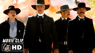 TOMBSTONE Clip - Gunfight at The O.K. Corral (1993) Kurt Russell