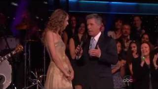 Taylor Swift - White Horse (Dancing With The Stars)