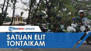 Kejar Kelompok Mujahidin Indonesia Timur, Ini Sepak Terjang Pasukan Elit TNI Tontaikam