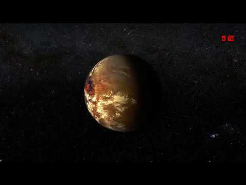 A Nearby Earth Size Planet May Have Conditions for Life