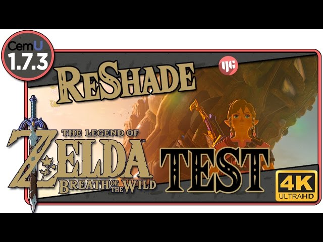 Legend of Zelda: Breath of the Wild CEMU Port Can Run At Good