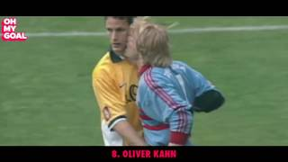 Oh My Goal   The Best of Soccer   Timeline