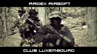 ARDEX Airsoft Club Luxembourg Trailer Officiel
