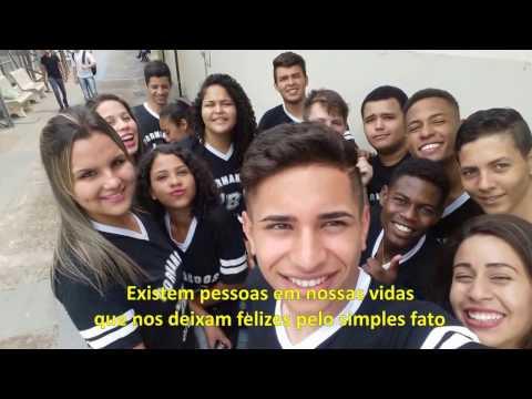 Formandos Alvinlândia 2016- Turma B