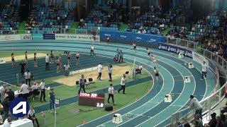 Liévin 2019 : Finale 200 m Juniors F (Marie-Ange Rimlinger en 24''14)