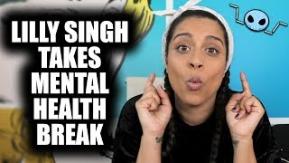Lilly Singh taking a break from YouTube is a sign things are bad