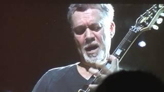 """Van Halen - """"Eruption"""" ( Eddie Van Halen Guitar Solo) Live In Charlotte, NC 9/11/15"""