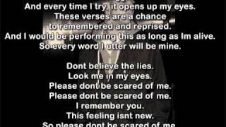 DRAKE - FEAR [LYRICS IN VIDEO] NEW!!!!