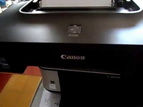 Reseteo de niveles de tinta para la canon IP 2700 y IP 2702