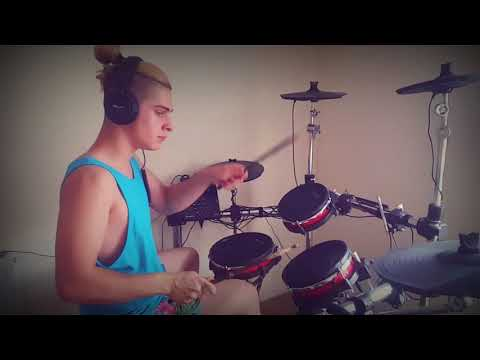Paul Damixie - Get Lost - Drum cover