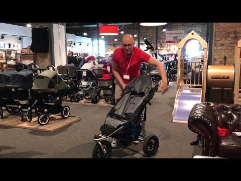 Kinderwagen TFK Joggster Adventure im Test